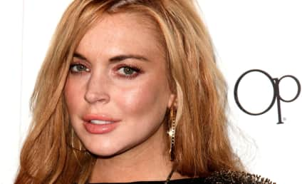 Lindsay Lohan Pining For John Mayer?