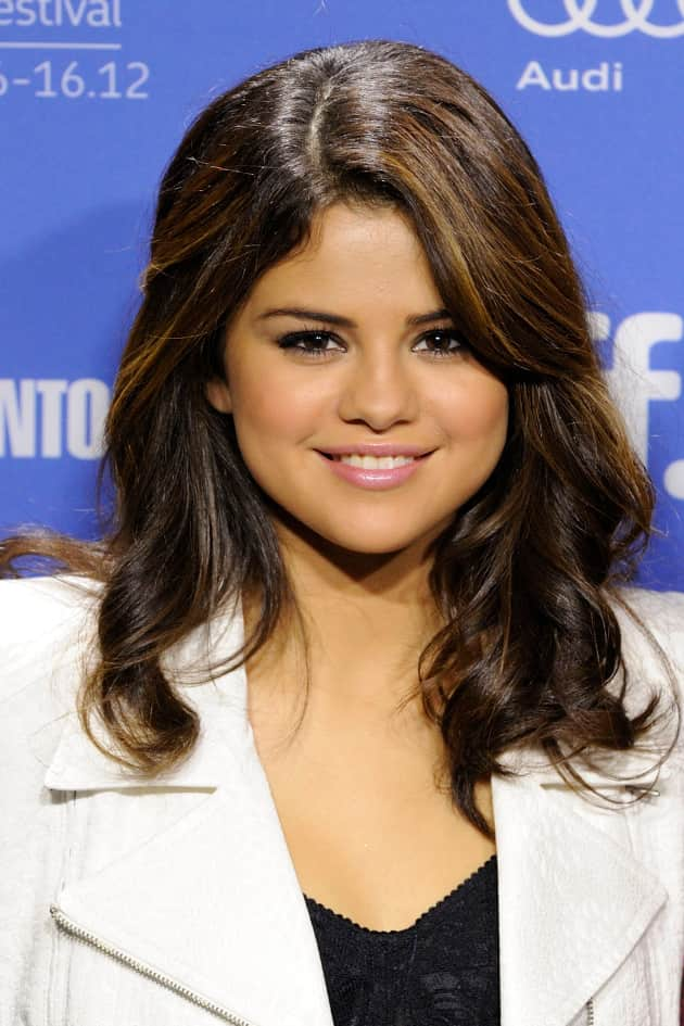 Selena Gomez Press Event Photo