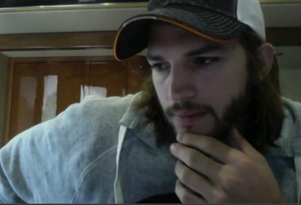 Ashton Kutchver Video Still