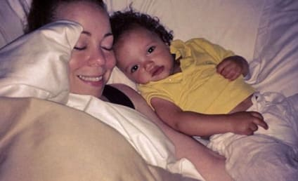 Mariah Carey Tweets the Twins!