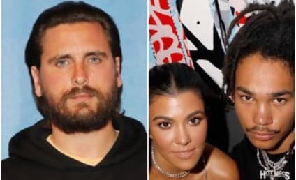 Scott Disick to Kourtney Kardashian & Luka Sabbat: I'm Watching You Two!