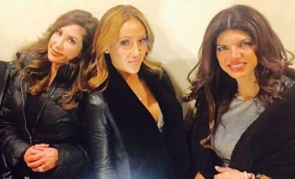 RHONJ's Jacqueline Laurita Snaps, Threatens Co-Stars