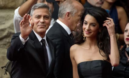 Amal Alamuddin and George Clooney: MARRIED!
