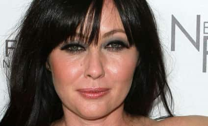 Shannen Doherty Calls Police Over Suicidal Twitter Fan