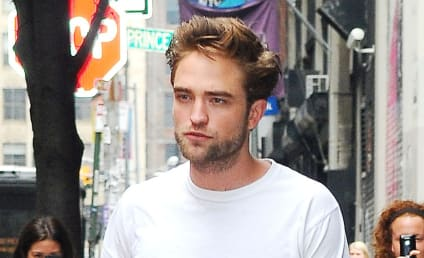 Robert Pattinson and Kristen Stewart Attend Prince Concert