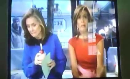 Meredith Vieira Curses on Today Show: Oh, $hit!