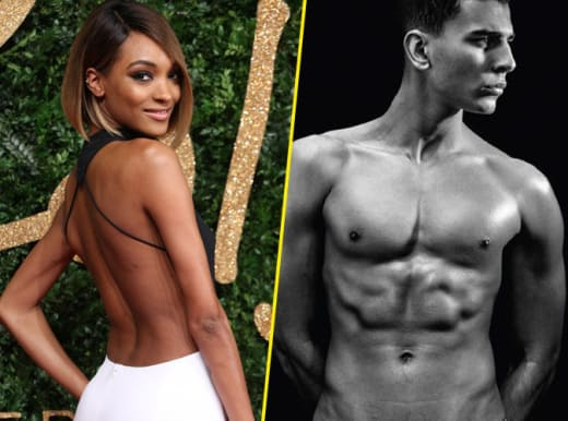 Jourdan Dunn and Younes Bendjima Photo