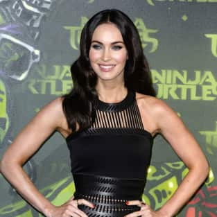 Megan Fox Movie Premiere Photo