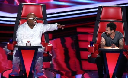 The Voice Recap: Justin Bieber Meets Harry Potter