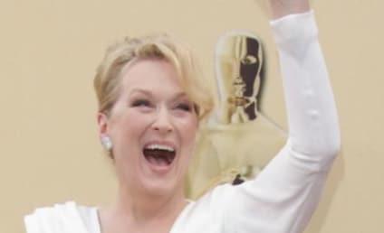 Academy Awards Fashion Face-Off: Meryl Streep vs. Charlize Theron