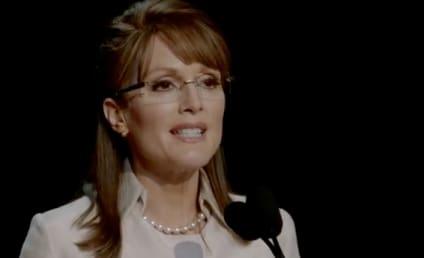 First Look: Julianne Moore as Sarah Palin