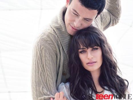 Glee in Teen Vogue