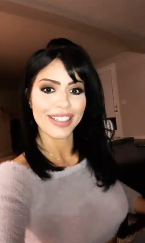 Larissa lima debuts makeover look