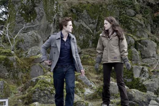 Bella and Edward Scene