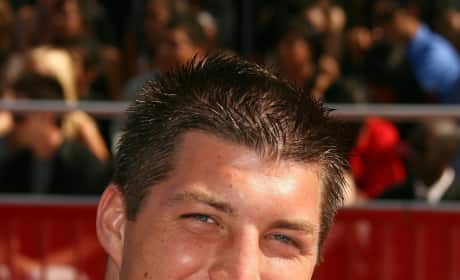 Tim Tebow at the ESPYs