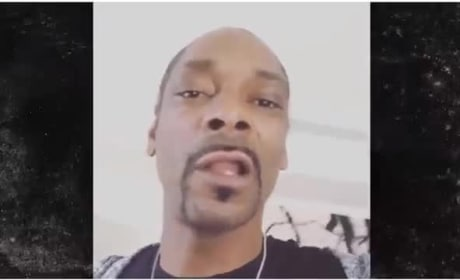 Snoop Dogg to Donald Trump: Eff You, Biatch!