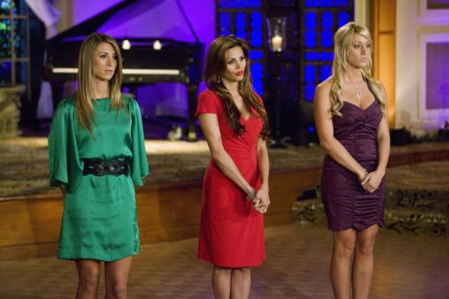Final Three Ladies