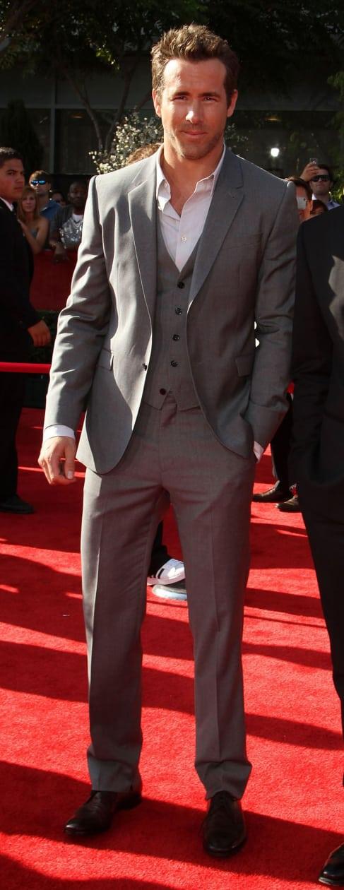 Ryan Reynolds at the ESPYs