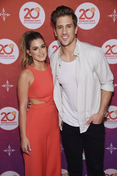 JoJo Fletcher and Jordan Rodgers: In Love?