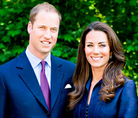 Kate and Will Pic