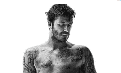 David Beckham H&M Campaign Photos: So. Very. Hot.