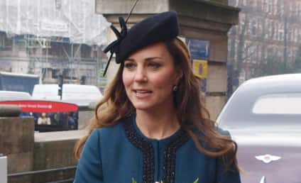 "Kate Middleton Praised as ""Incredible Role Model"" By Scouts"