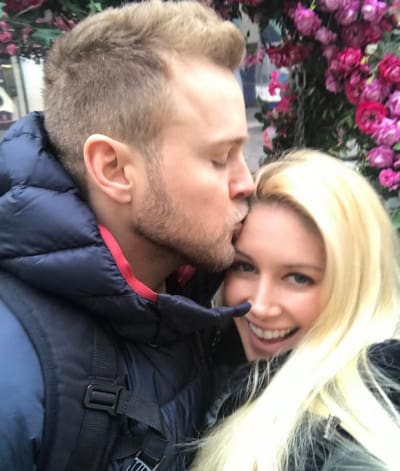 Spencer Pratt and Heidi Montag, Being Adorbs