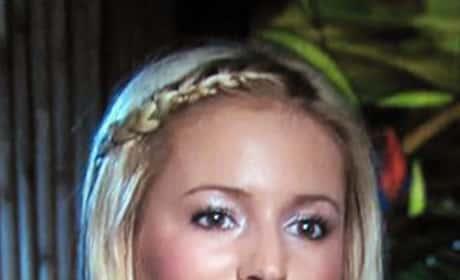 Emily Maynard, Hair