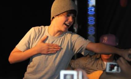 Deranged Justin Bieber Fans Trample Singer's Mom, Get Scolded by Tween Heartthrob