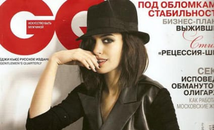 Anne Hathaway: Russian GQ Beauty!