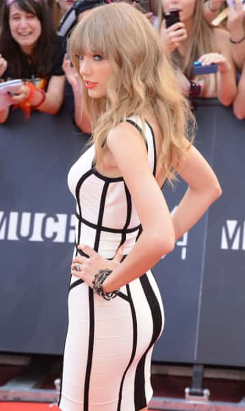 Taylor Swift Curves