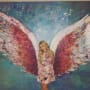 Farrah Abraham with Wings