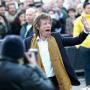Mick Jagger Waves