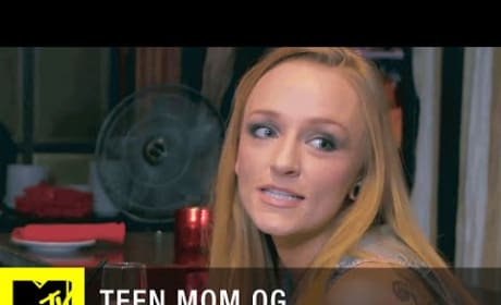 Taylor McKinney: MTV, Teen Mom O.G. Editing Make Me Look Bad!