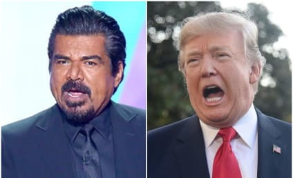 George Lopez Pees On Trump's Walk of Fame Star, Royally Pisses Off MAGA Crowd