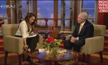Pat Robertson Cheating Advice: Get Over It!
