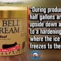 Blue bell seal statement