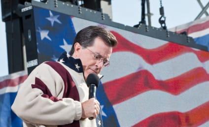 Eliot Spitzer Propositions Stephen Colbert
