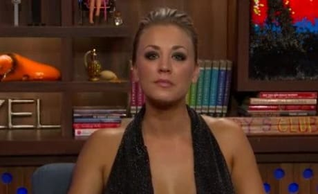 Kaley Cuoco Talks Johnny Galecki, Ryan Sweeting