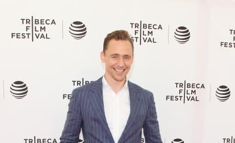Tom Hiddleston Photo Tribeca Film Festival