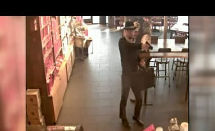 Breaking Bad Fan Dresses as Heisenberg to Rob Starbucks
