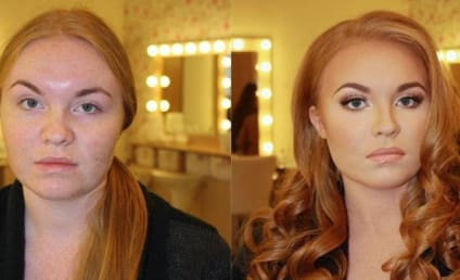 Before and After Makeup Photos Go Viral, Spark Heated Debate