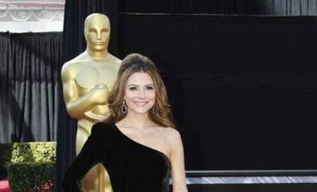 Maria Menounos at the Oscars
