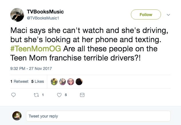 Sorry teen moms