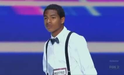 Arin Ray Returns to The X Factor, Goes Original