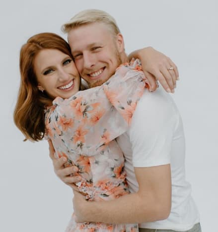 Olivia Plath and Husband
