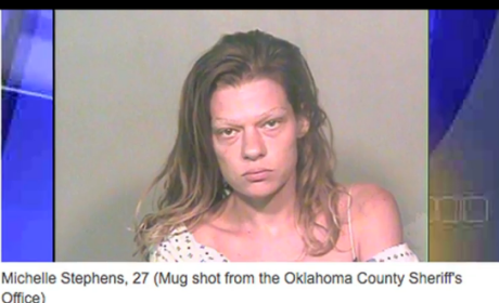Pantsless Woman Arrested in Oklahoma City