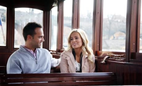 Emily and John