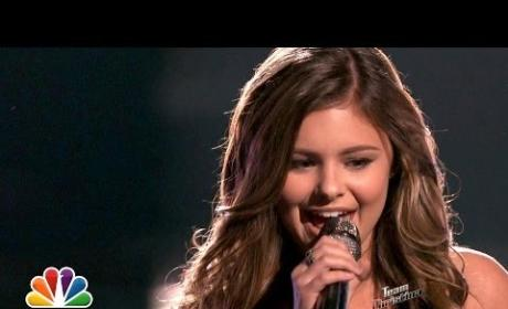 """Jacquie Lee: """"Love Is Blindness"""" - The Voice"""