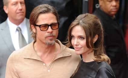 (Totally False) Report: Brad Pitt Cheated on Angelina Jolie!